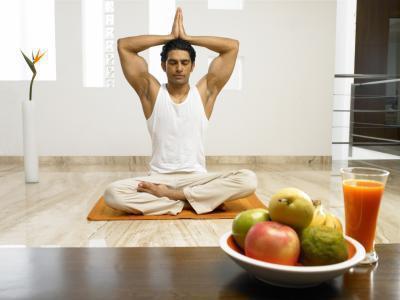 Cibi da mangiare durante l'assunzione di Bikram Yoga