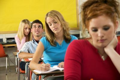 Tipi di comportamento irrispettoso & scortese di studenti delle scuole superiori