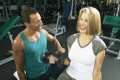 Come costruire massa muscolare a oltre 30 anni vecchio