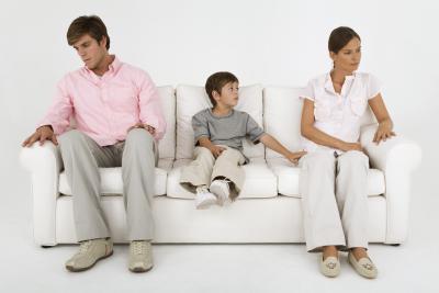 Parentale ritiro emotivo influisce in qualche modo un bambino?