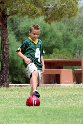 Quali sono le cause di dolore della caviglia in bambini?