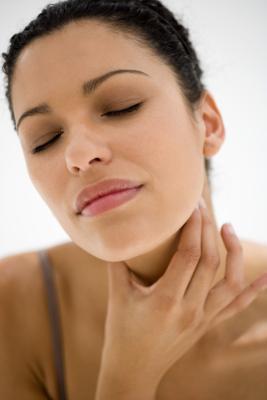 Come smettere di gola gonfiore