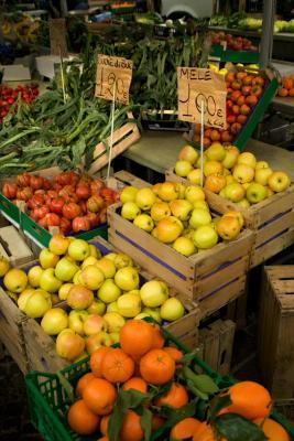 Verdure e frutta che contengono fruttosio