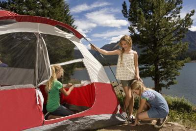 I migliori campeggi tenda in Florida