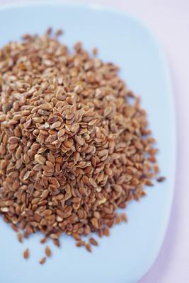 Nutrizionale di pasto del seme di lino