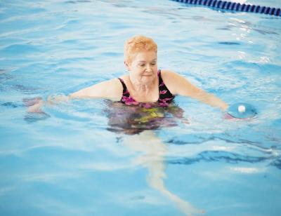 Certificazione di istruttore di Fitness YMCA Water