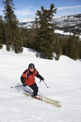 Il momento migliore per sciare in Nevada