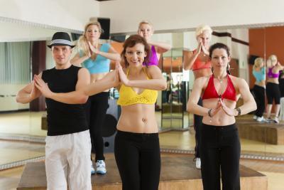 Quali muscoli fa Zumba lavoro?