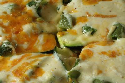 Una Quiche di Broccoli e formaggio