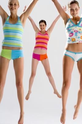 Quali muscoli funzionano Jumping Jack?