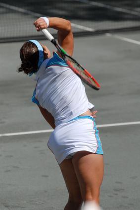 Lesioni della spalla & giocare a Tennis