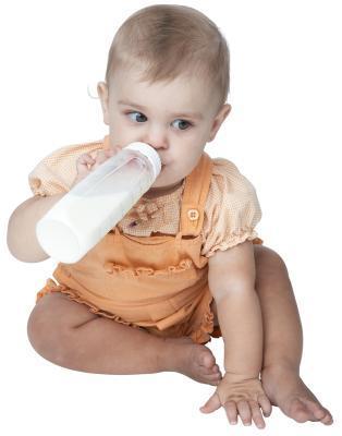 Sintomi di allergia alimentare a 9 mesi