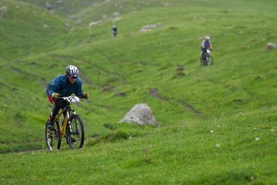 Il modo migliore per treno per una gara di Mountain Bike