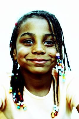 Prodotti per la cura dei capelli afro-americano per bambini