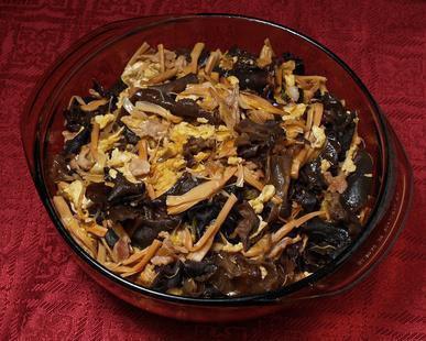 Nutrizione di salsa di fagioli neri