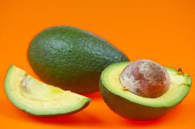 Alimenti ad alta percentuale proteica dell'Avocado Vegan