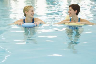 Come insegnare ai principianti lezioni di nuoto