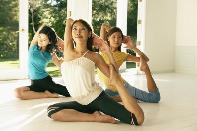 Esercizi per anca & dolore della coscia