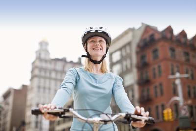 È biciclette esercizio sicuro durante la gravidanza?