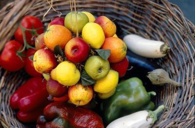 Quali sono i principali nutrienti in frutta e verdura?