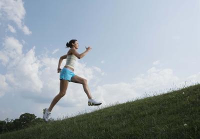 Parte superiore del corpo allenamenti per High School Cross Country corridori