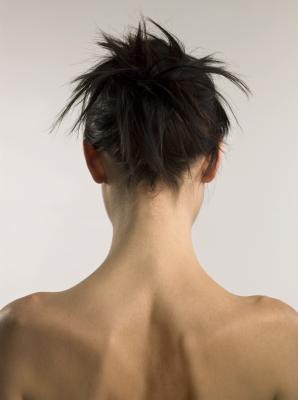 Ho chiazze secche della pelle sulla mia schiena
