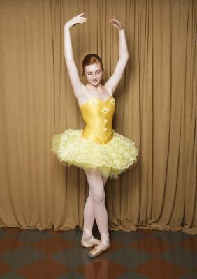 Il peso ideale per una Ballerina