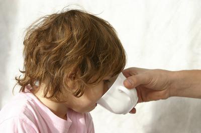 Cause del vomito nei bambini