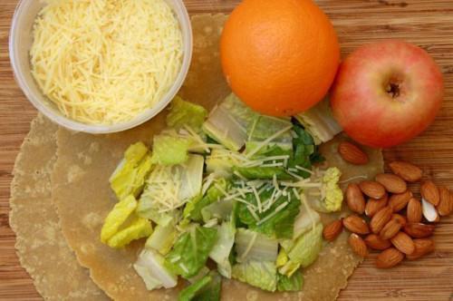 Pranzo vegetariano sano Box idee per il lavoro