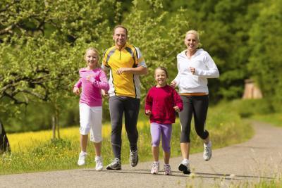 Come addestrare un bambino per una corsa di 5K