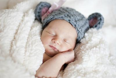 Suggerimenti per ottenere una dentizione e congestionato bambino a dormire