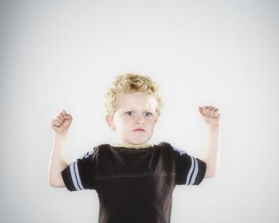 Attività per insegnare ai bambini circa il sistema muscolare
