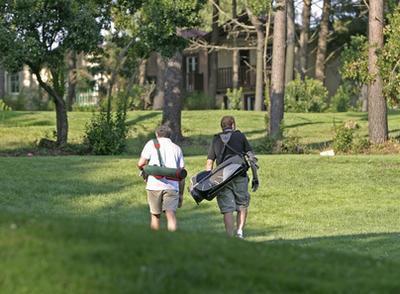 10 motivi per giocare a Golf