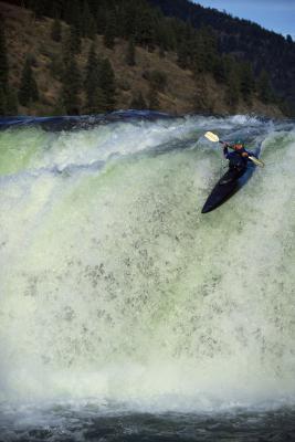 Come selezionare una buon Whitewater Kayak pagaia