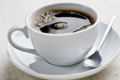Calorie in una tazza di caffè nero