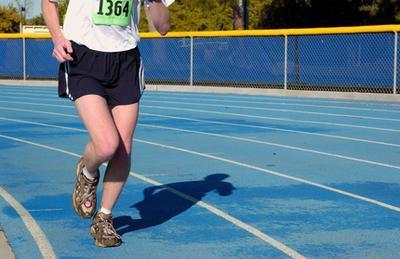 Come misurare la distanza di una pista da corsa