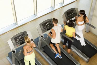 Corpo-per-vita tapis roulant Workout