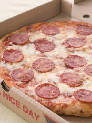 Ingredienti per Pizza peperoni
