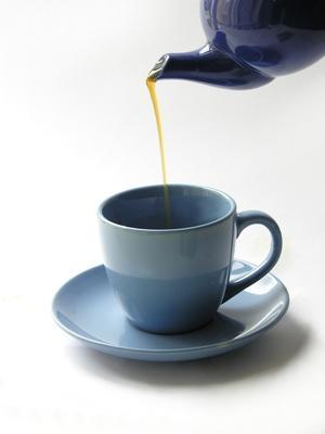 Rallentare l'assorbimento del ferro di tè nero?