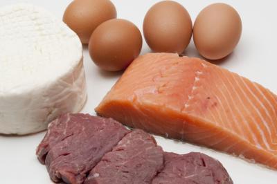 5 tipi di proteine