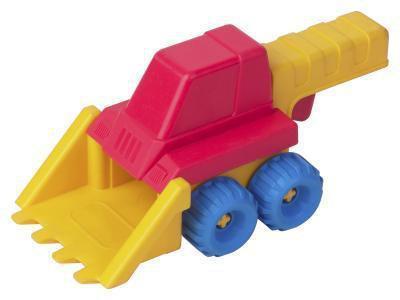 Bulldozer di attività per i bambini
