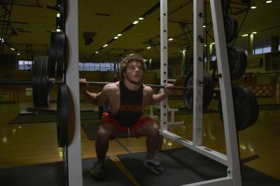 Calorie bruciate durante squat