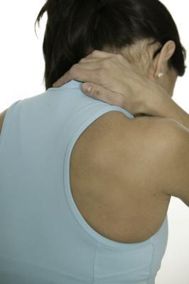 Esercizi di rigidità di spalla dopo frattura clavicola