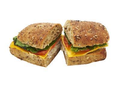 Come molte calorie sono in un Sandwich di tacchino?
