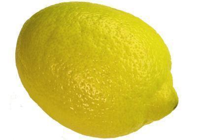 Acido citrico vs limone