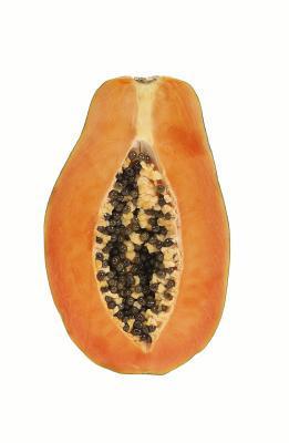 Vitamine nella frutta della papaia