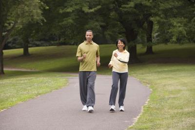 I carboidrati bruciati da camminare